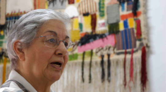 Jerusalem grandmother