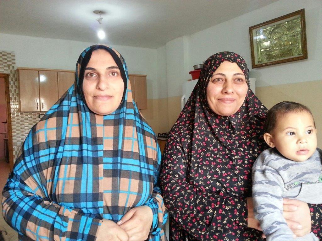 Fhadah home visit