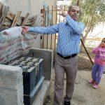 Khalil AlAmour, Negev Desert, November 2015