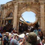 Jerusalem old city tour with Jeff Halper, ICAHD rebuilding camp 2015