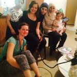 womens' shisha night in Anata
